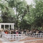 A Terrace Wedding