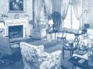 The Lineberger Living Room